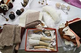 人形の製作